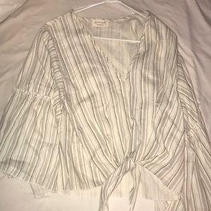 Boho Long-Sleeved Top
